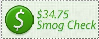 Discounted Smog Test Coupon